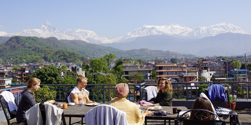 pokhara yoga teacher training
