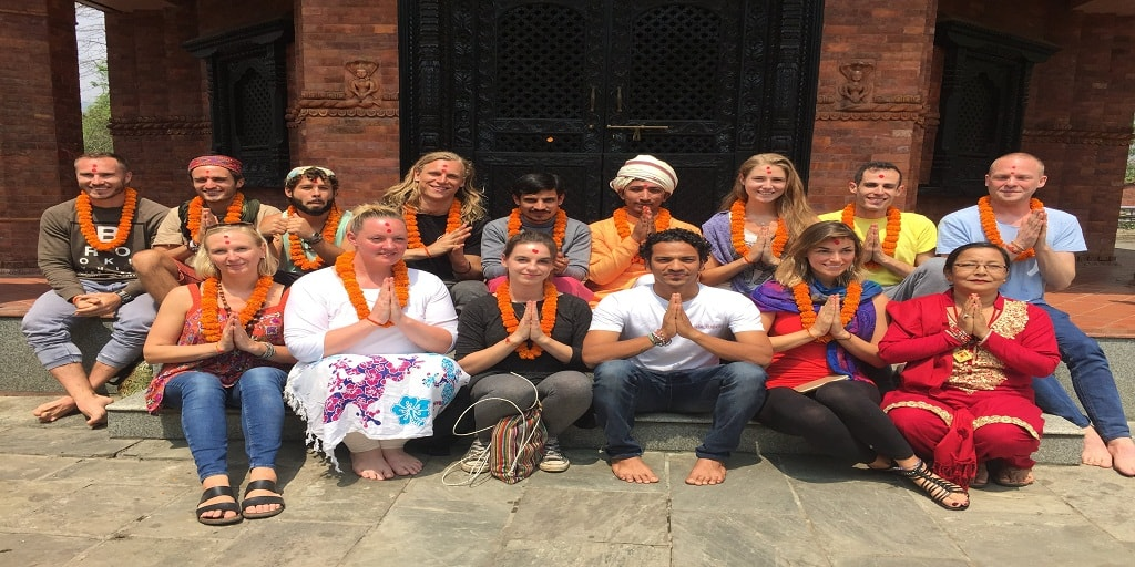 yoga teacher training nepal 2018